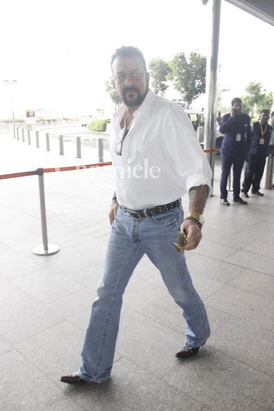 Celeb spotting: Bollywood A-listers snapped at their ...