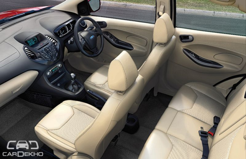 Ford Aspire And Figo Facelift To Get Touchscreens