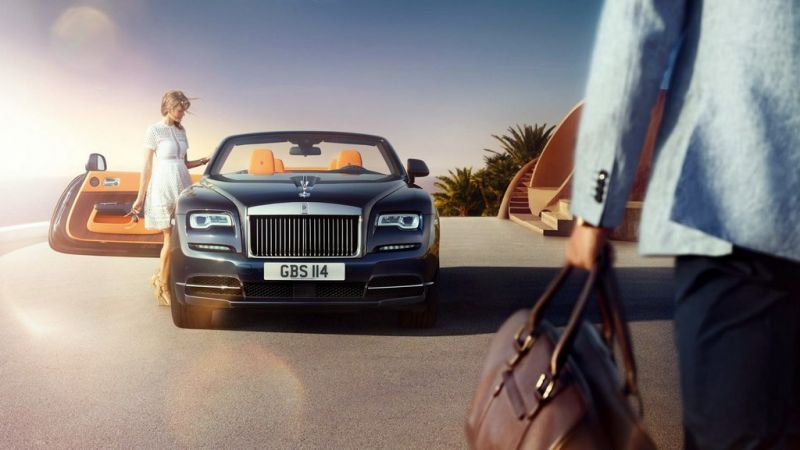 The price range of Rolls-Royce Dawn starts from Rs 6.25 crore. It is the fourth vehicle in the country by the company after Phantom, Ghost and the Wraith.