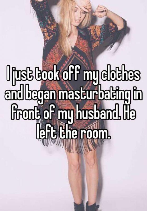 masturbation caught stories