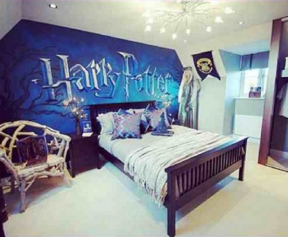 creative decor ideas for kids' bedrooms which they will love, Bedroom decor