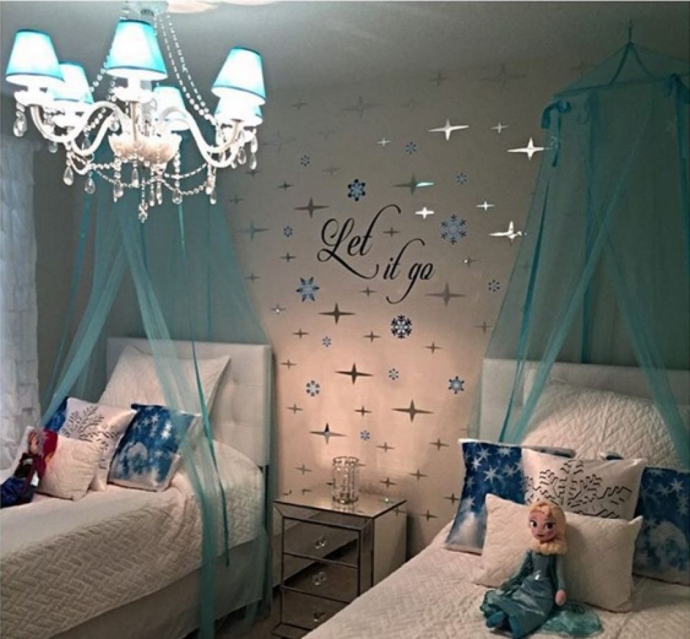 Creative Decor Ideas For Kids' Bedrooms Which They Will Love