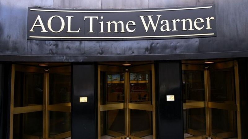 This one was known as the biggest mistake in history. $350 billion worth AOL and Time Warner split ways in 2009.
