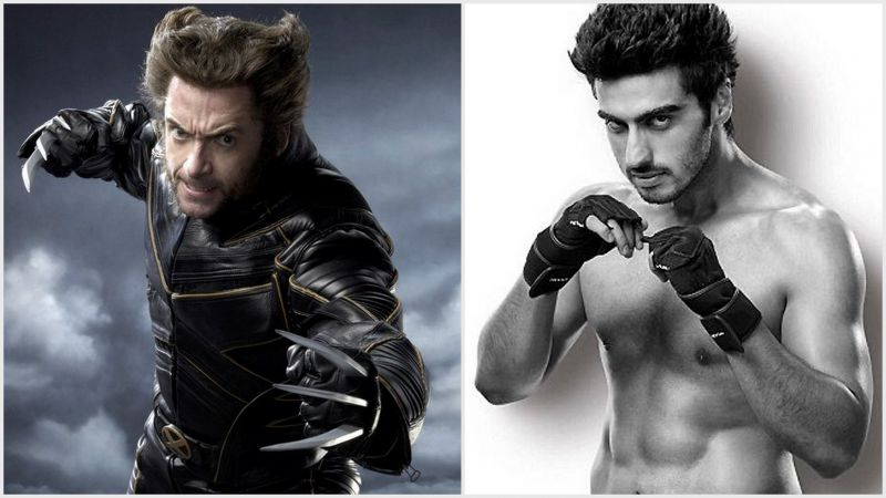 Arjun Wolverine