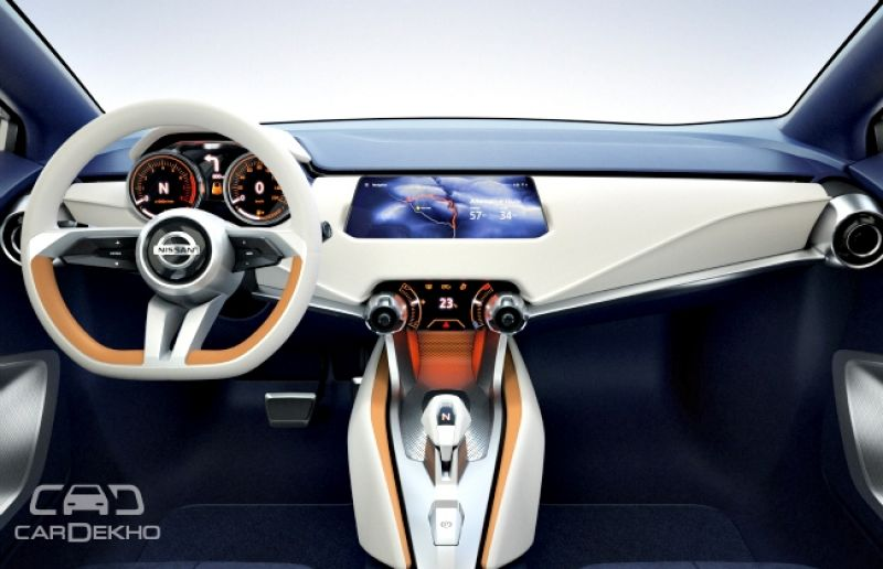 2018 nissan kicks interior. fine interior the revealed video in turn helps us guess that the new micra will have  similar interiors of late several mass manufacturers started to share  in 2018 nissan kicks interior