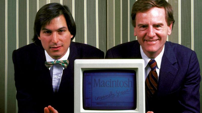 Unclear whether Steve Jobs left Apple or was pushed out in 1985, but this departure was the start of a run under John Sculley that brought Apple down to its knees in the 1990s.