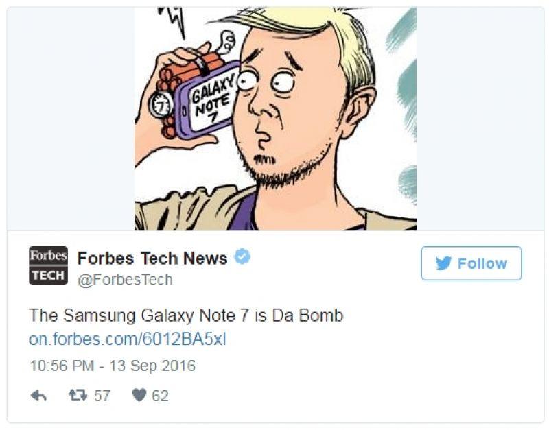 Samsung Galaxy Note 7 Funny Memes