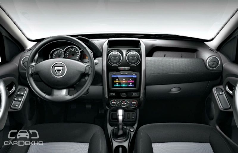 duster gets 6 speed dual clutch automatic transmission in europe. Black Bedroom Furniture Sets. Home Design Ideas