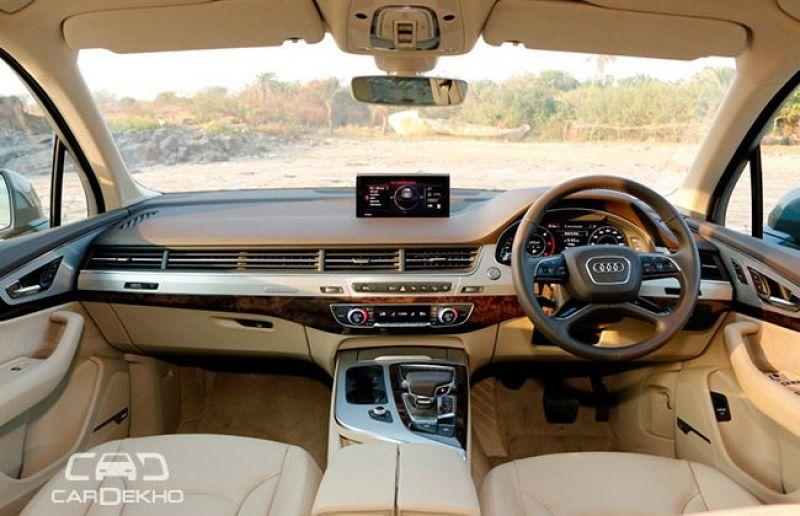 New Audi Q5 Spied In India