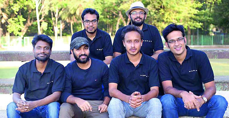 Mumbai-based Meraki — led by an IIT Bombay and filmmaking foursome of Arvind Ghorwal, Sairam Saigiraju, Parth Choksi and Agam Garg — has made a name as a creator of 360-degree videos of sporting events, reality shows, adventure sport etc