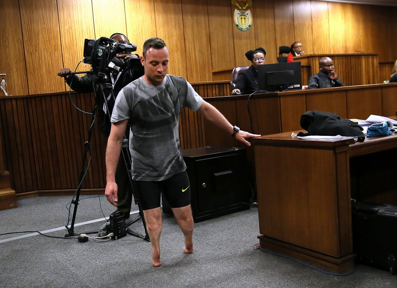Oscar Pistorius Walks On Stumps In Court Ahead Of Murder Sentence further Judge Masipa And Her Flawed Prison Sentencing Of Pistorius additionally 08a6640b56a11f648cf5990886372961 likewise 1027418 in addition Pistorius Walks Without Prosthetic Limbs In Court As Judge Announces He Will Be Sentenced Next Month. on oscar pistorius walks on stumps