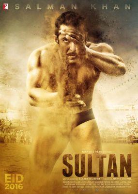 Salman Khan's 'Sultan' poster
