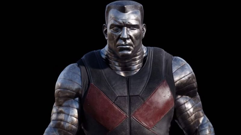This is how Deadpool and Colossus were brought to life on