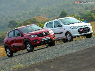 The Kwid is easily the best looking micro-hatch with its SUV-like design, and I don't need to tell that's a form of the automobile Indians love. The Alto in comparison tries to look cute with its typically Japanese design but its styling is getting long in the tooth.