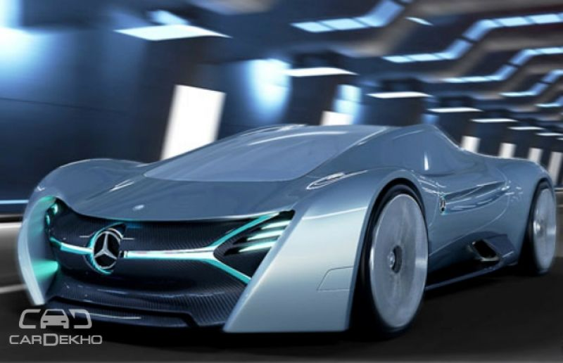 Mercedes Benz To Launch 4 New Evs By 2020