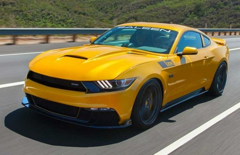 5 droolworthy modified mustangs - Mustang modification ...
