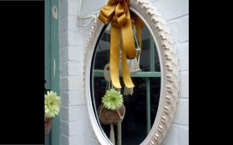Give that mirror a new look.