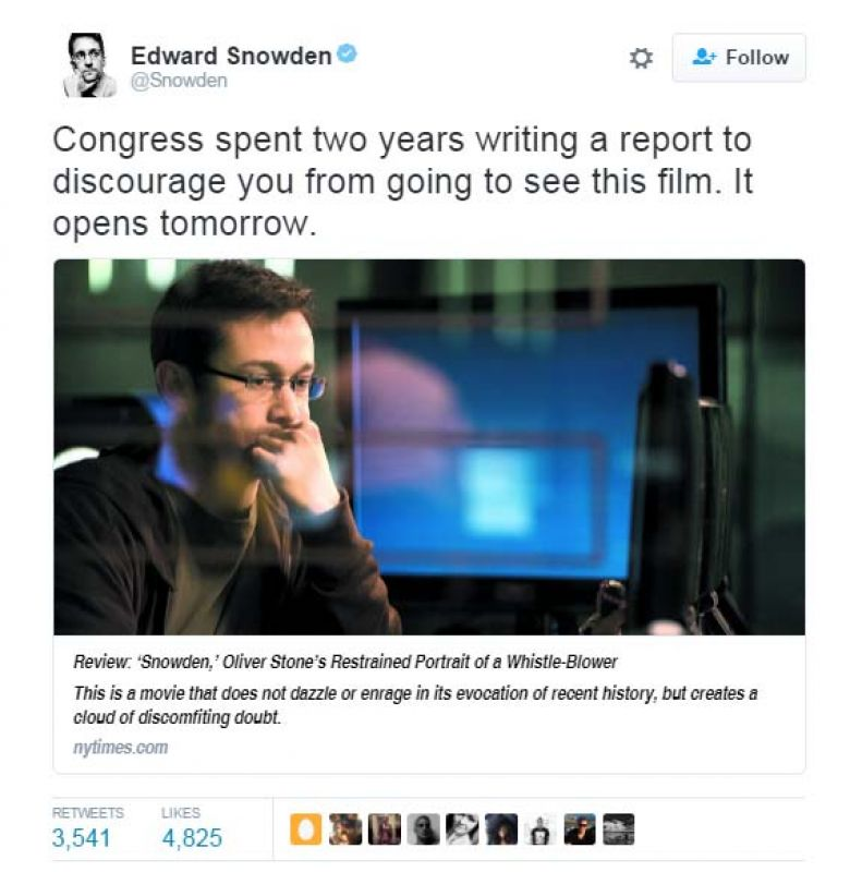 Edward Snowden was a disgruntled employee: US house committee
