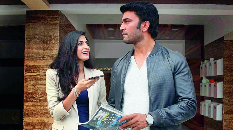 Sharad Kelkar and Aahana Kumra