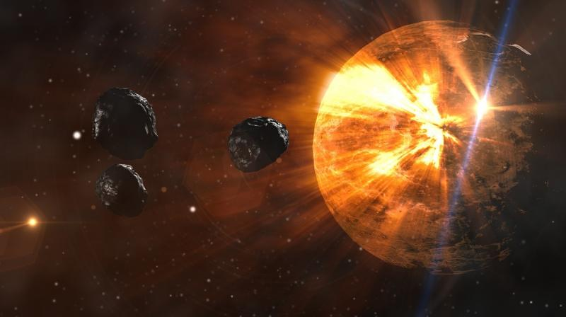 Here's How Close Earth Came to Colliding With Asteroid 2013 TX68