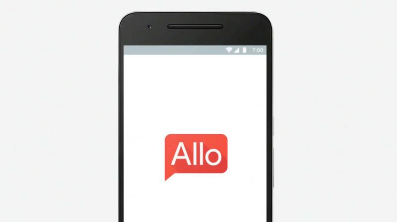 Allo was announced at Google I/O on May 18, 2016.