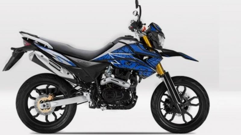 Um motorcycles might launch 250cc adventure motorcycle in 2018 for Yamaha adventure bike 2018
