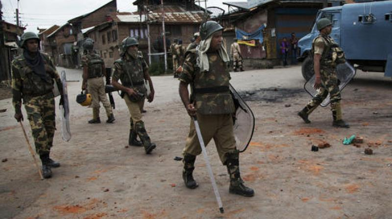 Curfew relaxed in most parts of Kashmir Valley