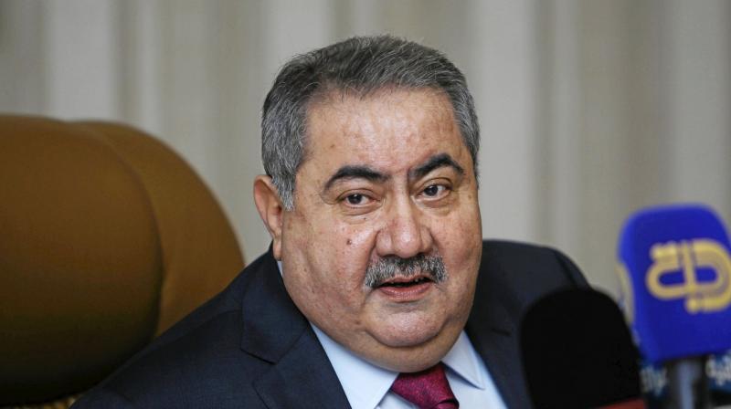 Iraq's parliament dismisses finance minister