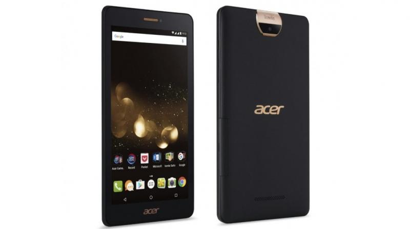 Acer showcases Liquid Z6 and the Z6 Plus samrtphone at IFA 2016.