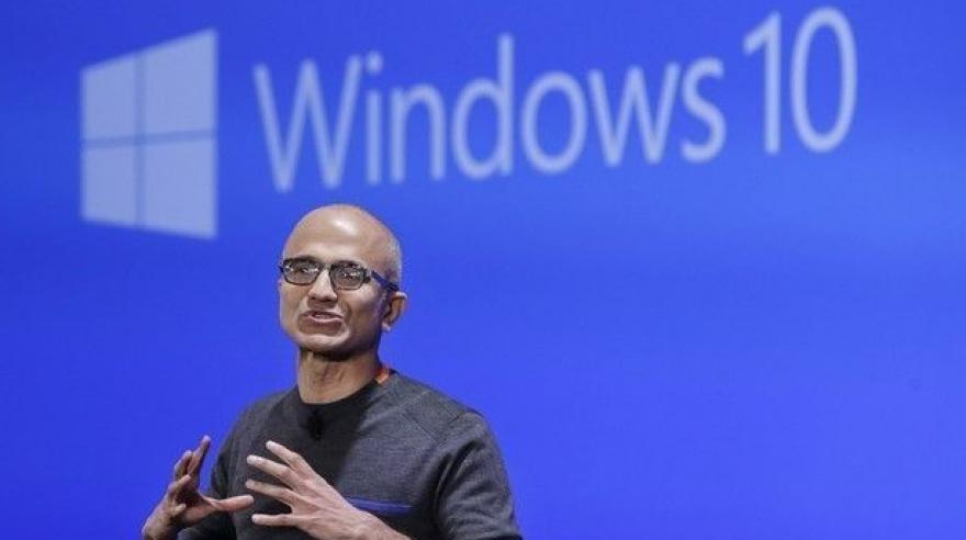 Satya Nadella: Microsoft, $84 million