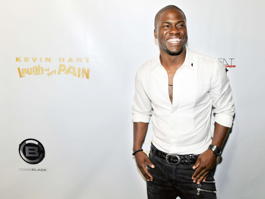 Kevin Hart Is Working With Authorities to Catch Alleged Blackmailers