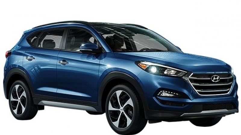 Auto Expo 2016 Hyundai To Unveil Tucson Suv