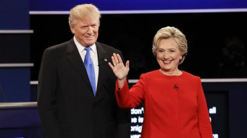 Debate Organizers: There Were 'issues' with Trump's Microphone