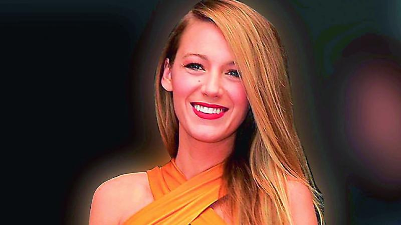 PICTURE: Blake Lively attended her friend's wedding just days after giving birth