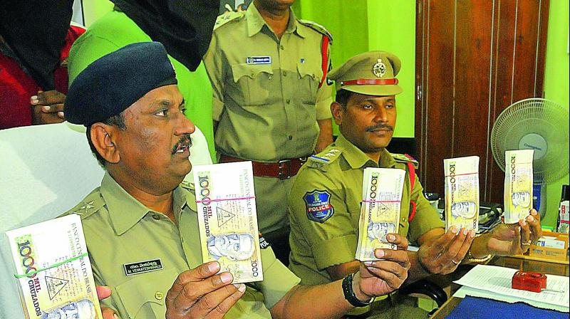 Brazilian currency racket busted in Hyderabad