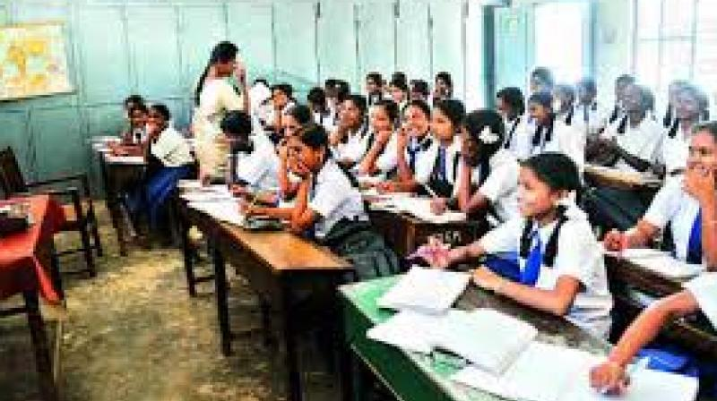 It is learnt that the state government plans to organise a meeting with educational experts to take a decision on the issue.(Representational image)