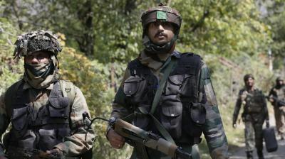 Indian Army soldiers (Photo: AP)