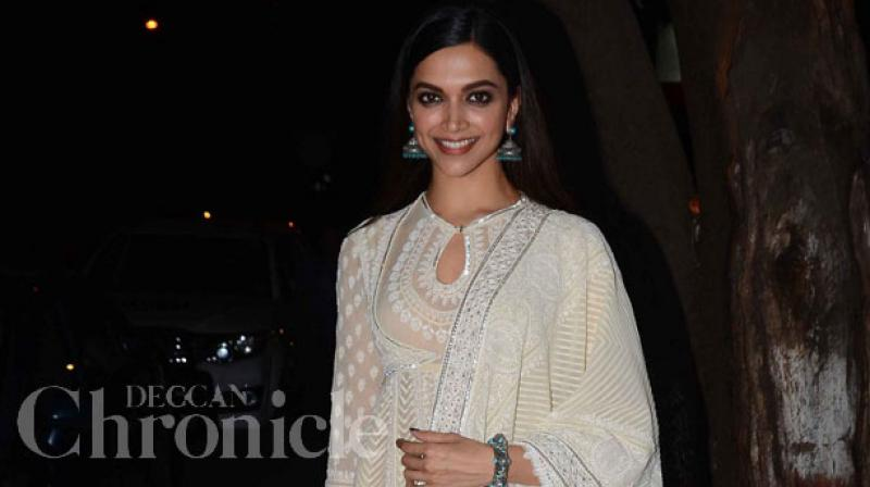 Deepika earlier admitted to have been suffering from depression.