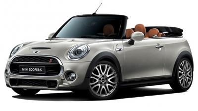 BMW India has finally launched their first Mini product of the year, the Mini Cooper Convertible at Rs 34.90 lakh (ex-showroom). The updated version embraces quite a number of changes with the most important being the revised electrically operated roof-top. (Photos - CarDekho)