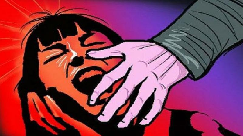 The number of sexual assault cases registered in 2015 was 671, which increased to 819 in 2016, and in less than three months this year, 84 cases have been registered.(Representational image)
