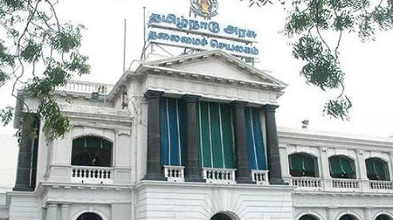 Oppn in Tamil Nadu Assembly raises issue of local body tax on film tickets