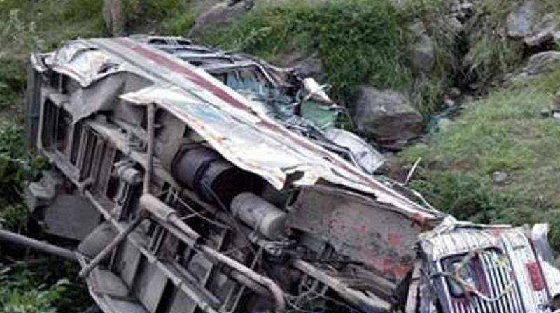 25 killed in Nepal bus crash