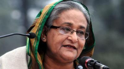 Bangladesh Prime Minister Sheikh Hasina. (Photo: File)