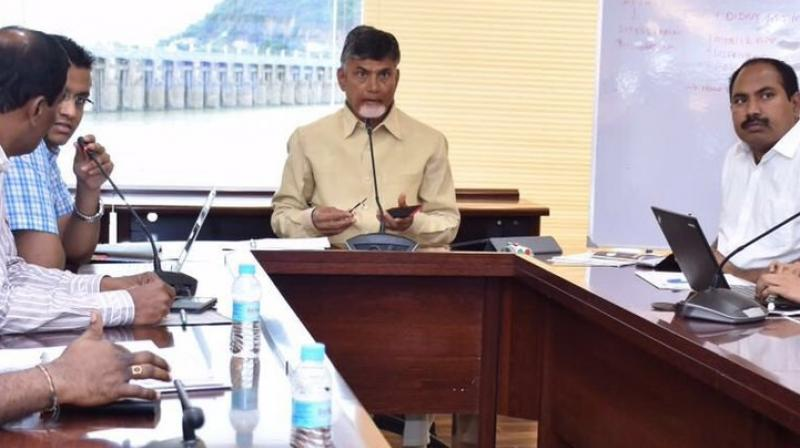 YS Jagan Mohan Reddy demands Chandrababu's Resignation