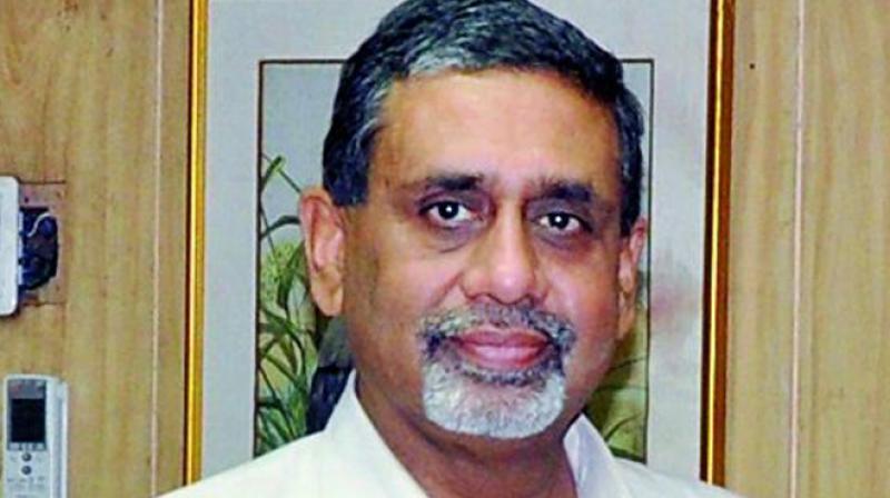 Telangana Chief Secretary Rajiv Sharma