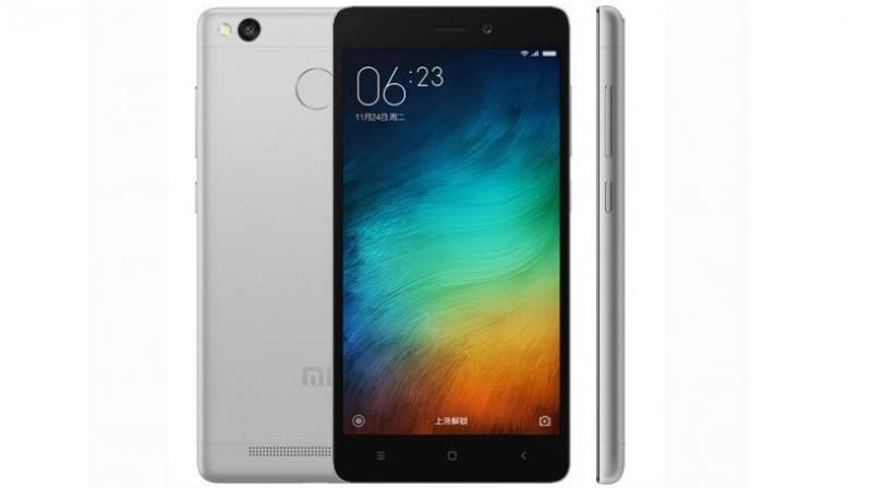 Xiaomi Redmi 3S Prime will go on sale via Flipkart and Mi.com