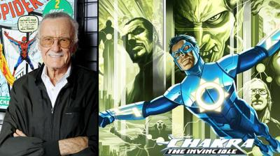 Stan Lee launched his first Indian superhero character Chakra, back in 2011.
