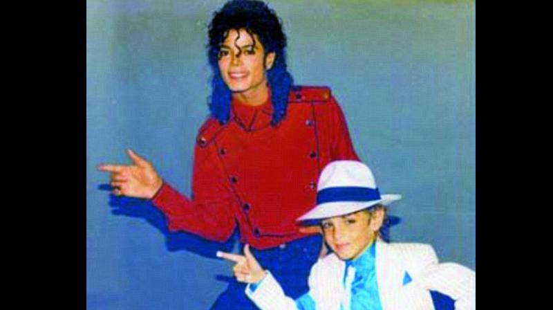 Choreographer claims Michael Jackson ran child abuse operation