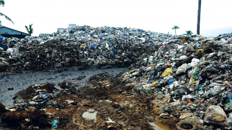 treatment of solid waste in ilorin When the model was applied to municipal solid waste collection in ilorin, nigeria,   design, logistics management and costs and emission reduction strategies.