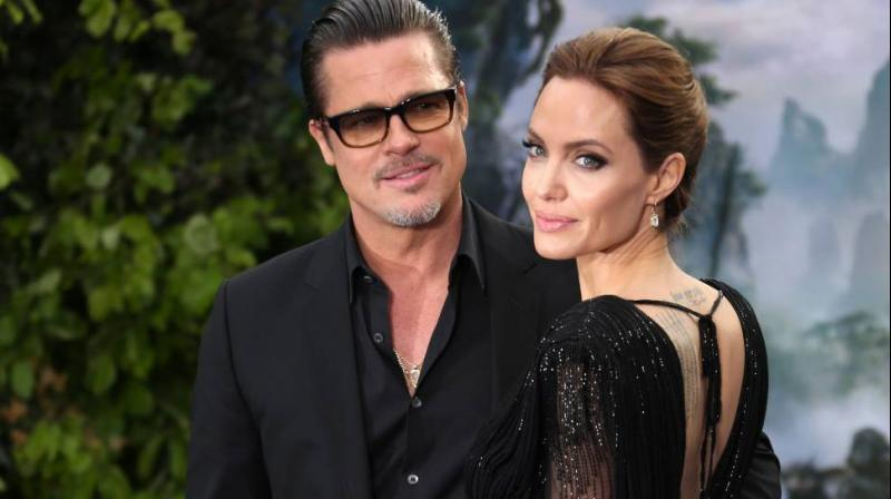 Angelina Jolie And Brad Pitt Headed For $400 Million Divorce?
